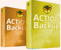 Action Backup is a new software program for backing up files according to schedule